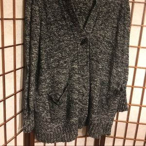 Plus size heavy sweater
